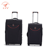 Trolley Luggage Durable Rolling Canvas Travel