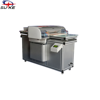 aluminum/crystal/silicone/wood/glass eco solvent printer