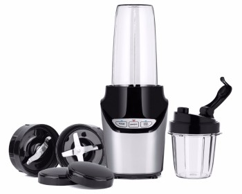 Push button controls Plastic Tritan material travel blender