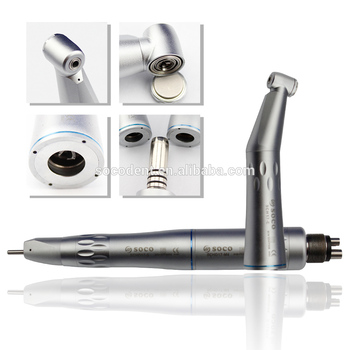 SOCO SCHD17-K Dental inner channel low speed handpiece set push type reliable quality