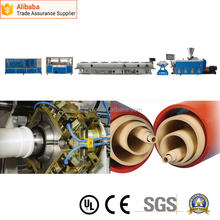 Design useful china made pvc pipe production line