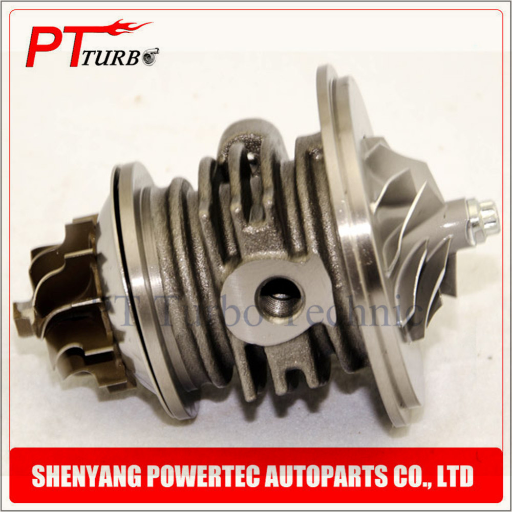 Rebuild a turbo T250-04 452055 Turbocharger cartridge core chra for Land-Rover Defender 2.5 TDI 300 TDI 93KW