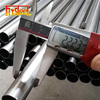 Prime quality cheaper din 17456 stainless steel pipe
