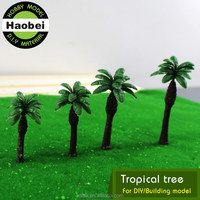 Plastic Crafted Artificial Scal Model Tropical