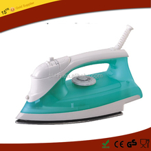 2016 fashion wholesale large size electric heavy duty steam iron