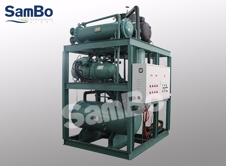 SamBo 5 Tons Tube Ice Machine Philippines Factory Price With CE