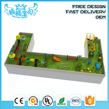 Commercial children indoor the names of playground equipment