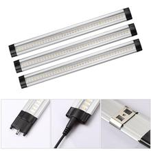 china 12v 24v 110v 120v 220v ac high voltage dimmable linkable strip led touch closet light under cabinet light