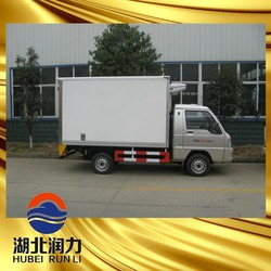cheap 4x2 Refrigerated Van Truck,Used Refrigerated Van And Truck