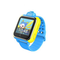 Children Smart Watch OLED 3G GSM Phone Wifi GPS LBS Tracking e-Fence, Camera