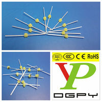 1.8mm little butterfly shape white led diodes