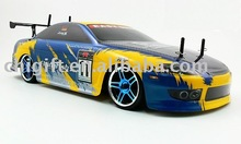 2.4 Ghz 1:10 Flying Fish Remote Control Electric On-Road Drift Car