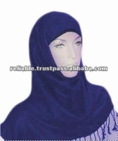 SOLID COLOR PLAIN PASHMINA HIJAB