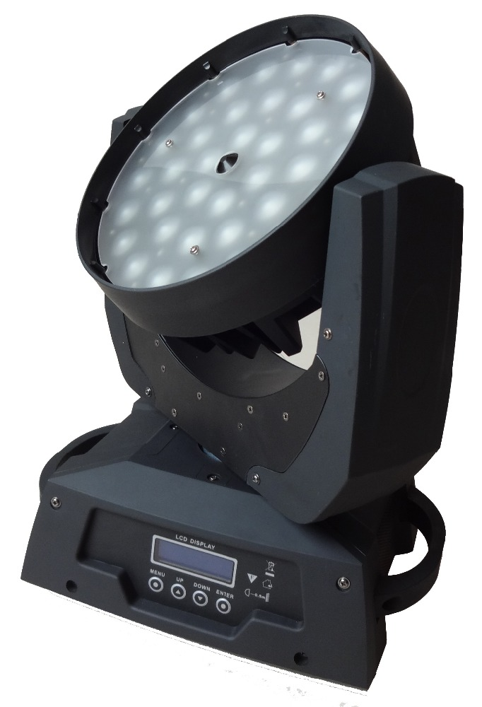 LED Wash Moving Head Light 4 in 1 Color