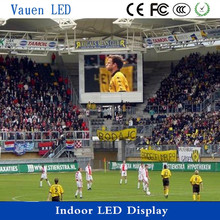 P10 full color outdoor sport led display with High Quality for football/basketball stadium