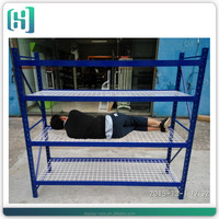 grocery store wholesale metal wire display rack goods HSX-S0216