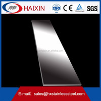 high quality AISI ASTM 316l Stainless Steel Flat Bar hot sell 316L Stainless steel flat