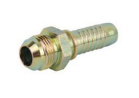Factory supply metric male 90 deg cone hydraulic adapters Number:10811L