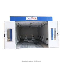 LY-8600 Cost Effective High Quality Easy Operation Car Spray Paint Booth Paint Room Auto Baking Oven for Sale
