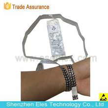 Cheap Price !!! Female Disposable Heel Grounder Cleanroom / ESD Electrical Grounding Strap For Hot Sale