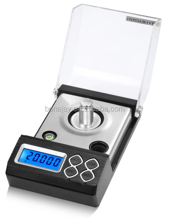 2018 latest High accuracy Digital Counting Carat Jewelry Scale 50g/0.001