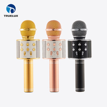 Truelux Good Reputation Wireless BT Smartphone Radio Microphone Portable with Speaker