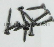 High quality drywall screws applicated in wood and metal