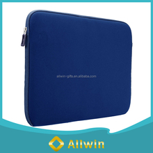 Custom printed lightweight 15.6 inch neoprene laptop sleeve wholesale