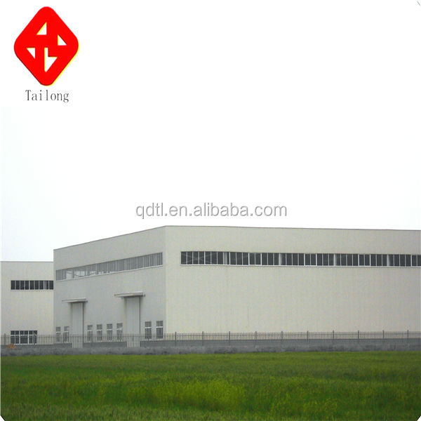 steel structure plant engineering prefab houses