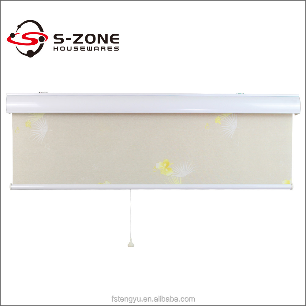 Furniture accessories electric sun shade roller blind Motorized window shades cost
