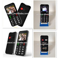 factory price mobile phone Support Dual SIM Card/Torch/Camera Senior cell Phone