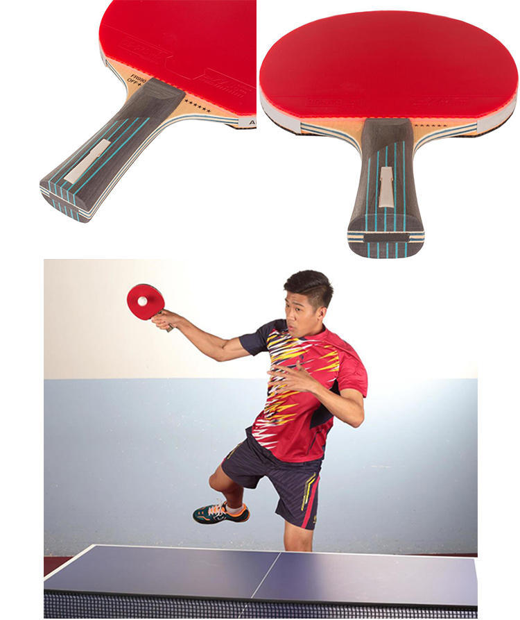 3 start  Professional  Table Tennis Racket ping pong Paddle