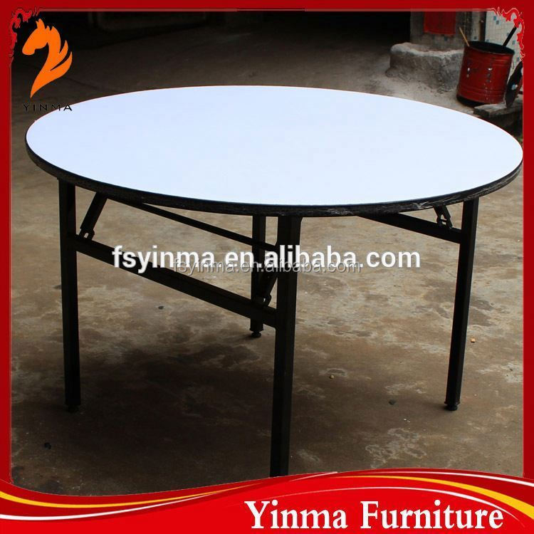 2015 Foshan factory low price mirrored dining table