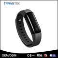 Fitness Tracker Heart Rate Monitor OLED Touch Smart Wristband