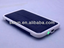 2012 New arrived mini cheapest solar charger with indicator CH03