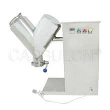 V Shape V16 Pharmaceutical Powder Mixing Machine,Dry Detergent Powder Mixer For Medicine, Food, Feed,