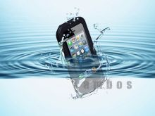 Outdoor Waterproof Pouch Bag Case Mobile Phone Water Proof Swimming Cover Case for iPhone 4 5