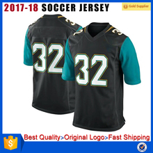 Custom made 100% polyester sublimation wholesale football jerseys