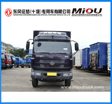 7t Euro4 4*2 350hp right hand drive container carrier vehicles