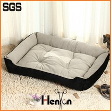 custom luxury dog bed outdoor