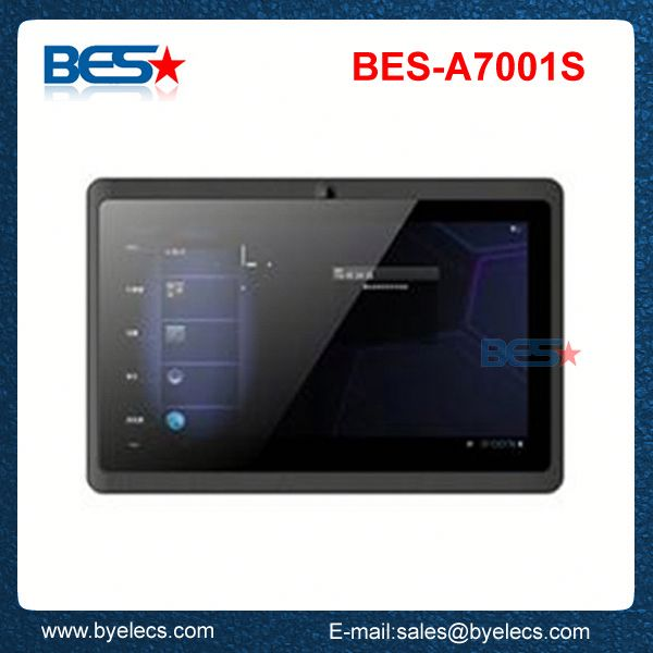 Factory price capacitive touch screen 7 inch boxchip a13 800x480 pc titan 7010 and driver a13 mid android tablet