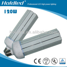 E39 E40 LED corn bulbs 347V 120w external meanwell driver