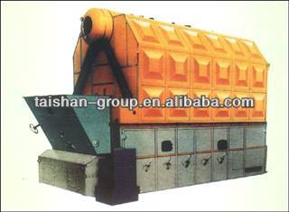 Coal fired industrial steam boiler wood industry food industry