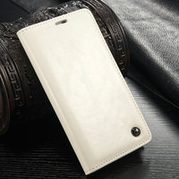 wholesale price cell phone leather phone case factory for samsung galaxy s5 i9600 case