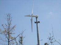 2KW-50KW wind power electric generating low noise high performance wind generator 10kw