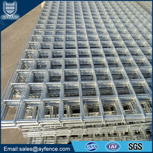 PVC Coated Galvanized Welded Wire Panel Mesh Sheet for concrete building