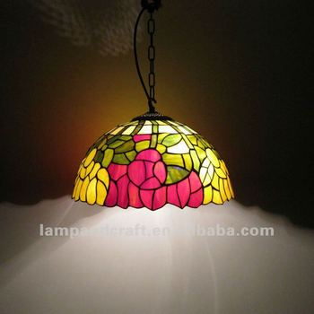 Adult Contemporary Tiffany Lamp Parts Pendant Lamp For