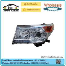 Para land cruiser fj200 2012 2013 headlight