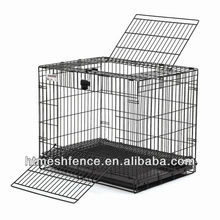 fold dog cages