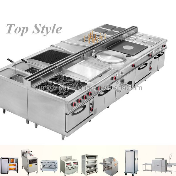 Commercial Kitchen Equipment Product ~ World famous restaurant equipment for professionals ce